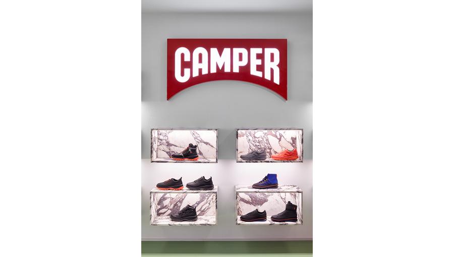 Camper store Antwerp