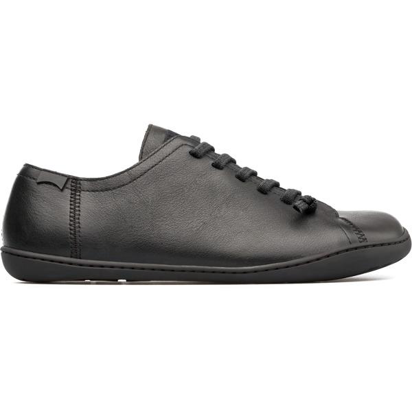 Camper Peu Black Casual Shoes Men 17665-014