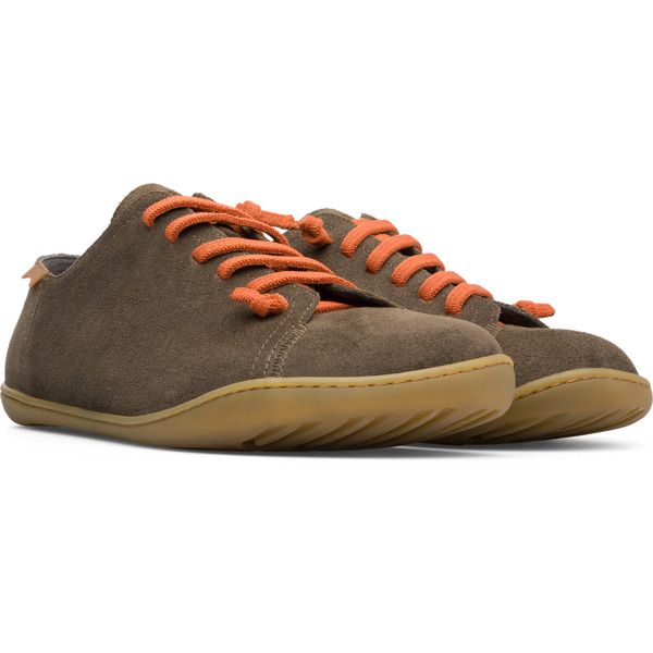 Camper Peu Green Casual Shoes Men 17665-174