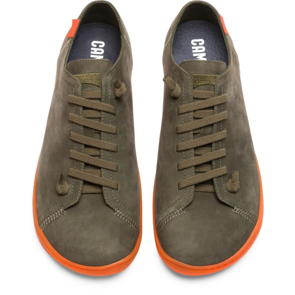 Camper Peu Green Casual Shoes Men 17665-180