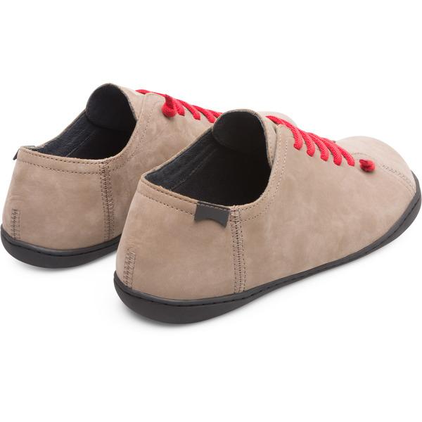 Camper Peu Grey Casual Shoes Men 17665-187