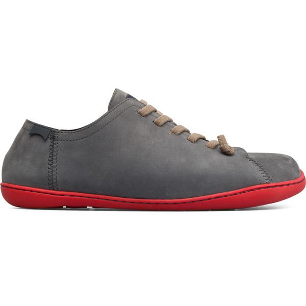 Camper Peu Grey Casual Shoes Men 17665-188