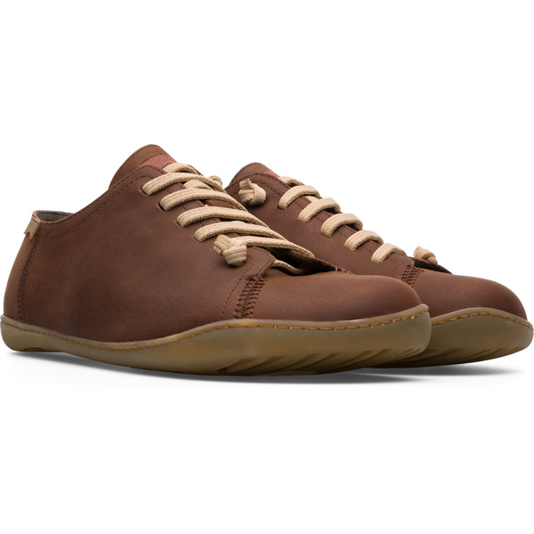 Camper Peu Brown Casual Shoes Men 17665-193