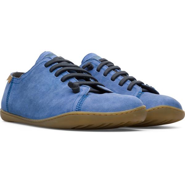 Camper Peu Blue Casual Shoes Men 17665-195