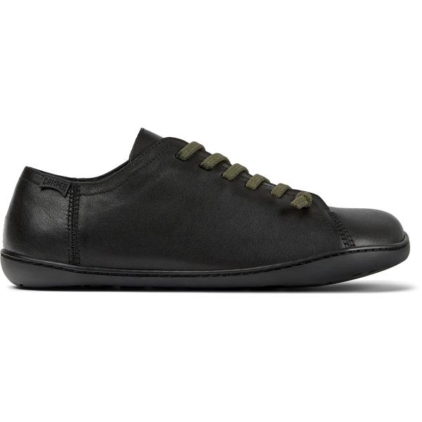 Camper Peu Black Casual Shoes Men 17665-203