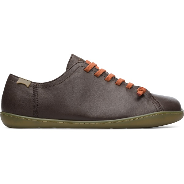 Camper Peu Brown Casual Shoes Men 17665-204