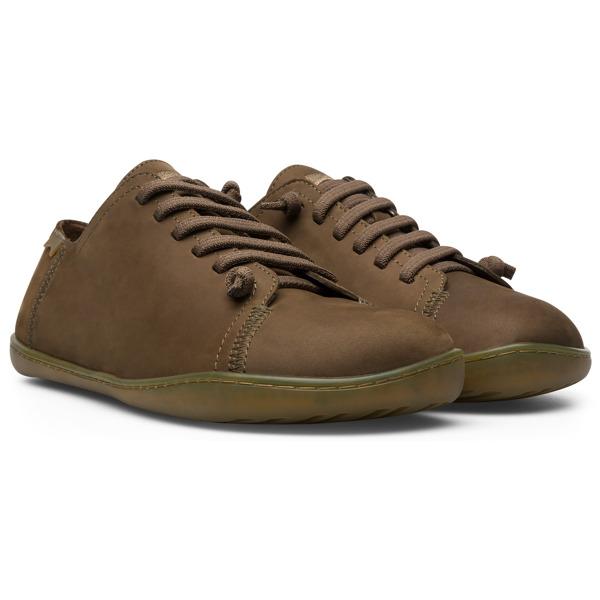 Camper Peu Green Casual Shoes Men 17665-206