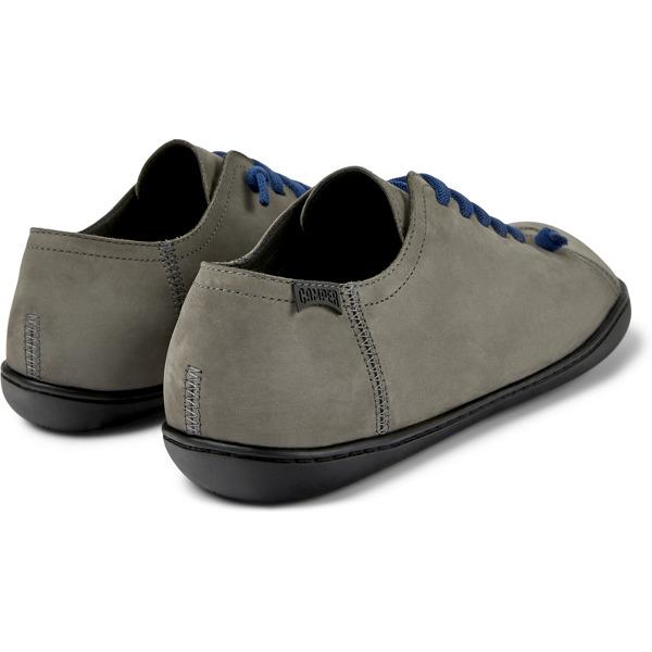 Camper Peu Grey Casual Shoes Men 17665-207
