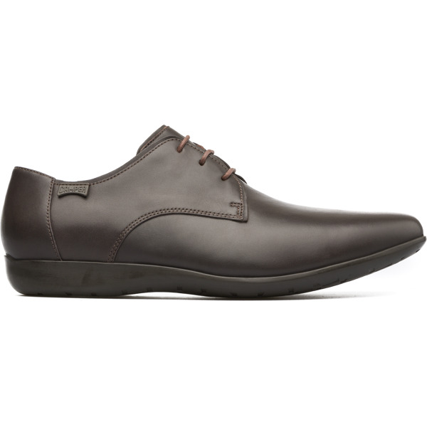 Camper Mauro Brown Formal Shoes Men 18222-018