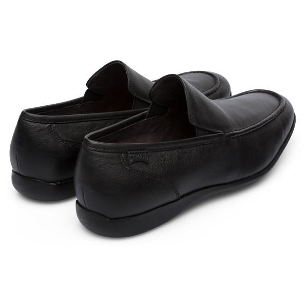 Camper Mauro Black Formal Shoes Men 18282-040