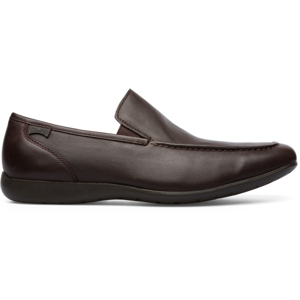 Camper Mauro Brown Formal Shoes Men 18282-041