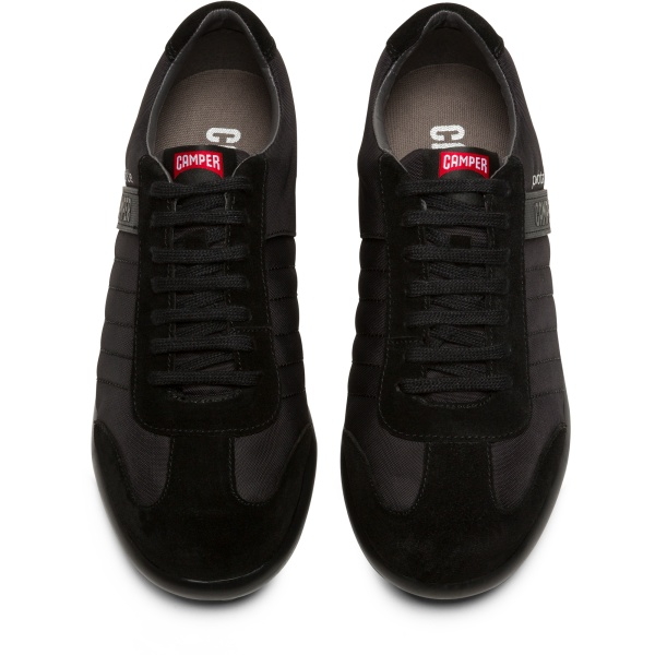 Camper Pelotas XLite Black Sneakers Men 18302-007