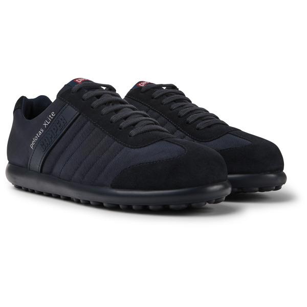 Camper Pelotas XLite Blue Sneakers Men 18302-074