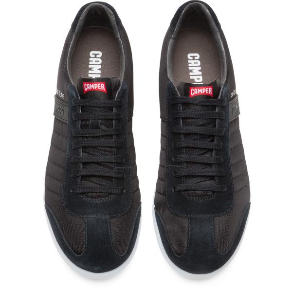 Camper Pelotas XLite Black Sneakers Men 18302-120