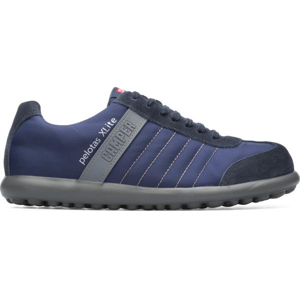 Camper Pelotas XLite Blue Sneakers Men 18302-127