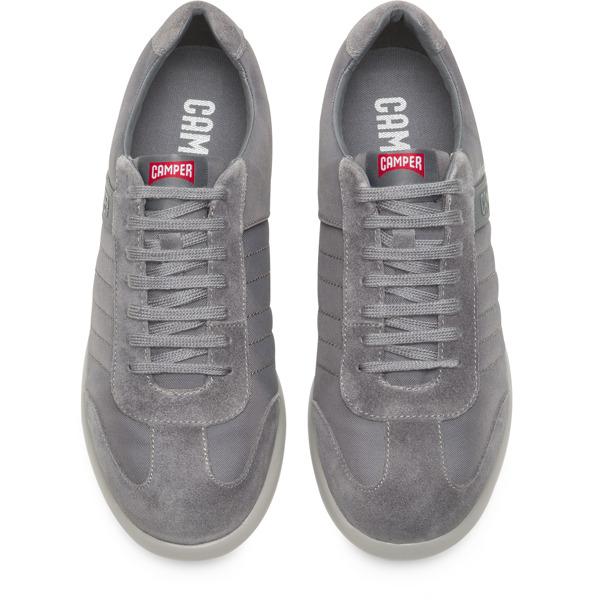 Camper Pelotas XLite Grey Sneakers Men 18302-128