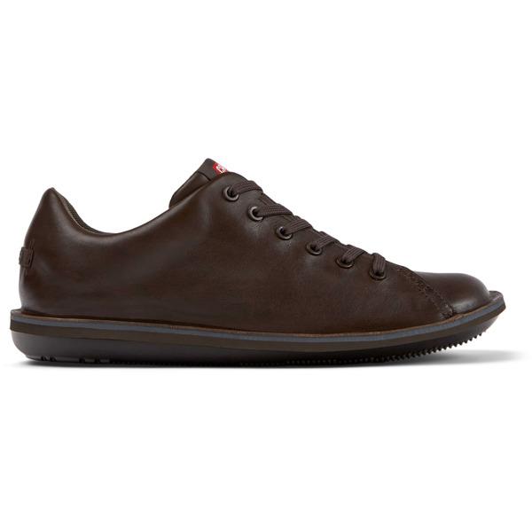 Camper Beetle Brown Casual Shoes Men 18648-023