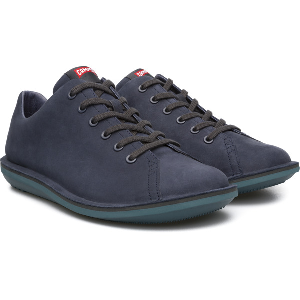 Camper Beetle Blue Casual Shoes Men 18648-054