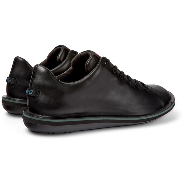 Camper Beetle Black Casual Shoes Men 18648-069