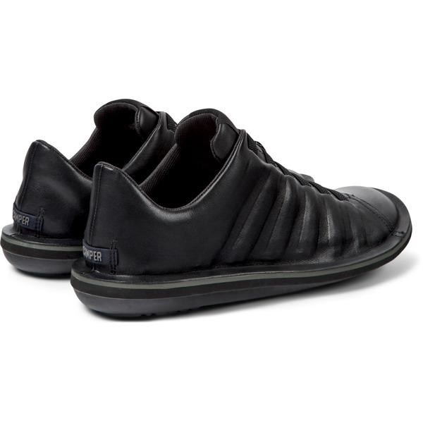 Camper Beetle Black Casual Shoes Men 18751-048