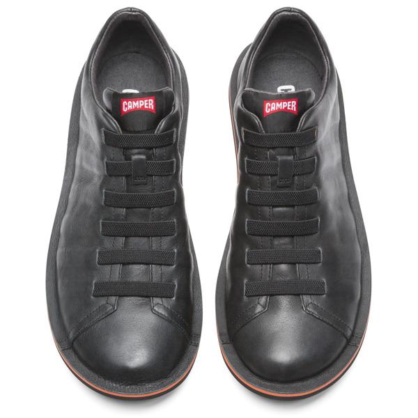 Camper Beetle Black Casual Shoes Men 18751-050