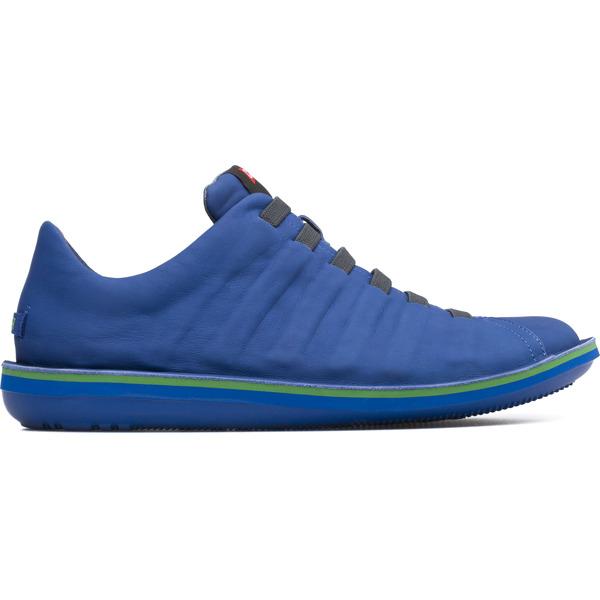 Camper Beetle Blue Casual Shoes Men 18751-053
