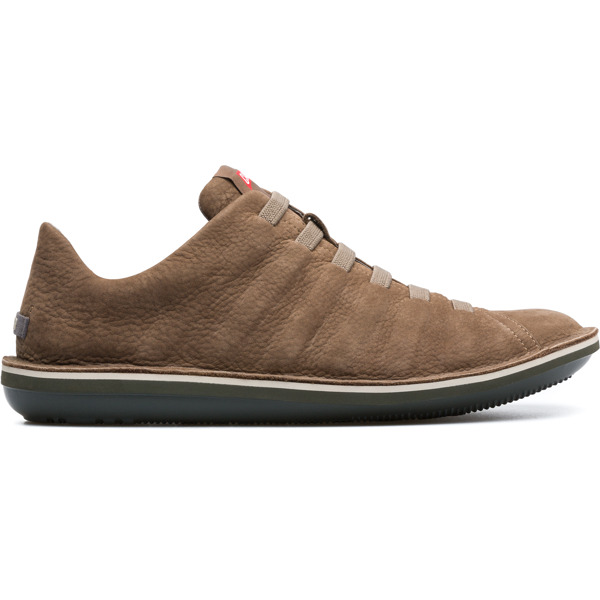 Camper Beetle Brown Casual Shoes Men 18751-066