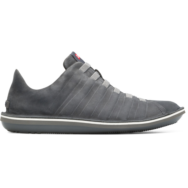 Camper Beetle Grey Casual Shoes Men 18751-070