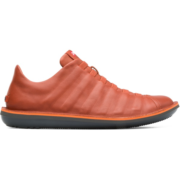 Camper Beetle Brown Casual Shoes Men 18751-071