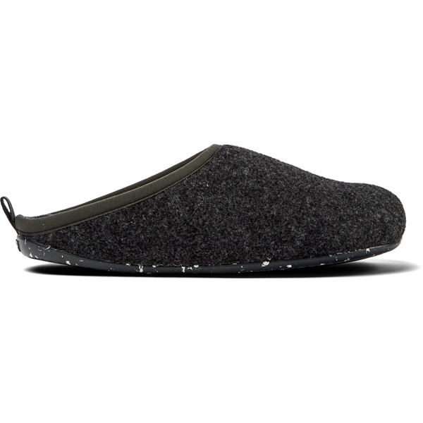Camper Wabi Grey Slippers Men 18811-033