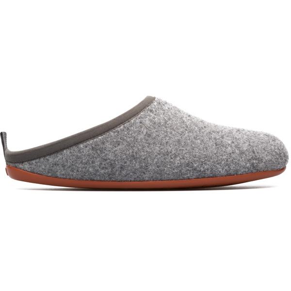 Camper Wabi Grey Casual Shoes Men 18811-061