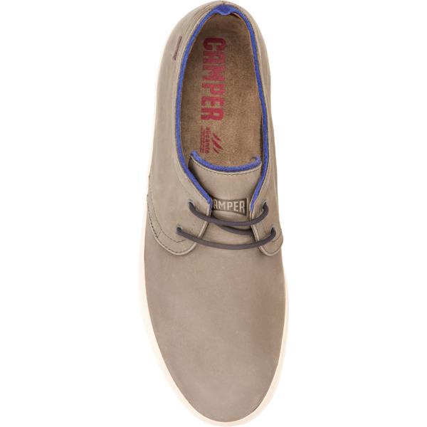 Camper Motel Grey Casual Shoes Men 18832-004