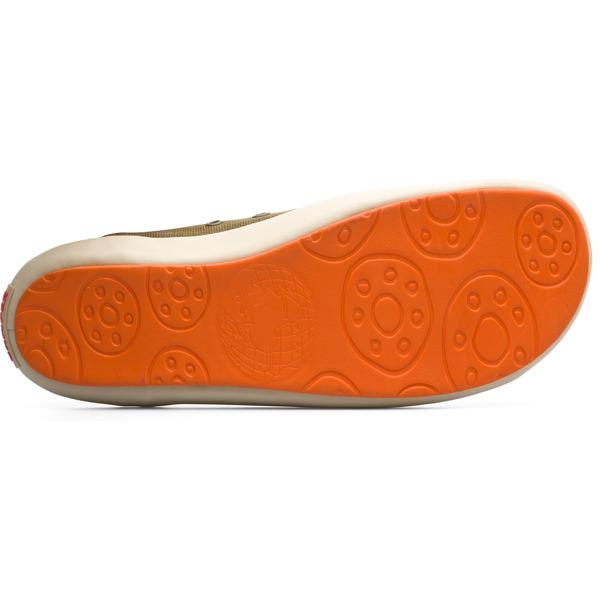 Camper Peu Rambla Green Casual Shoes Men 18869-054