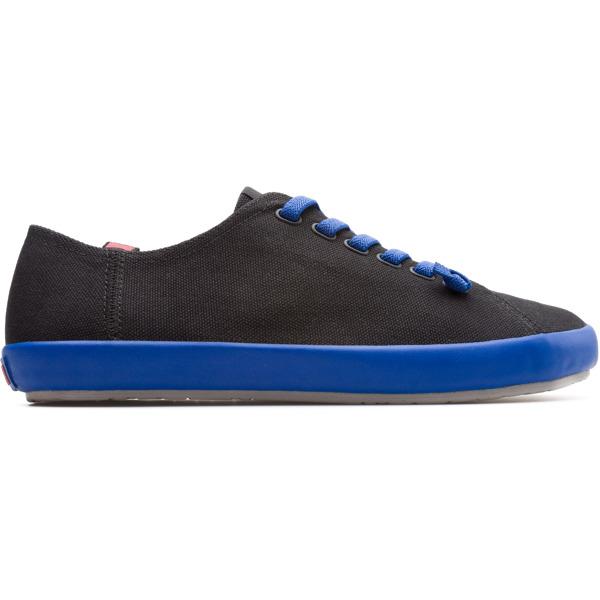 Camper Peu Rambla Black Casual Shoes Men 18869-057