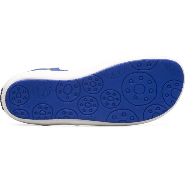 Camper Peu Rambla Blue Sneakers Men 18872-026