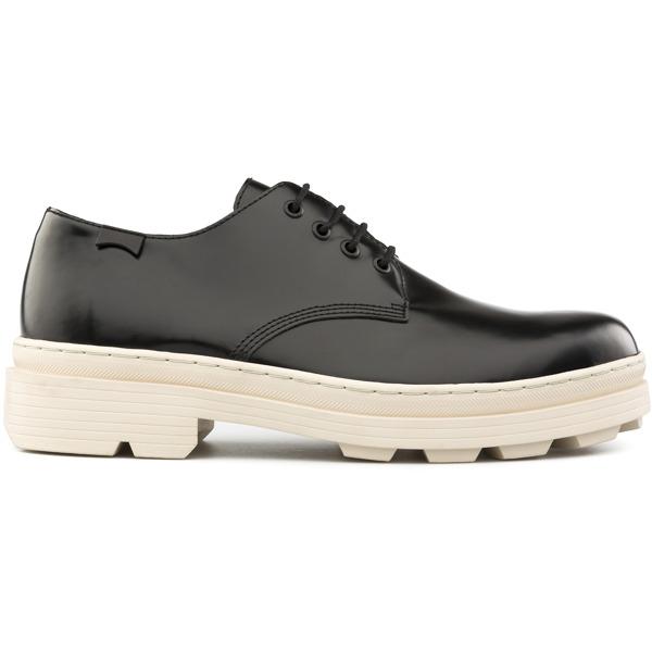 Camper Mil Black Casual Shoes Men 18901-001