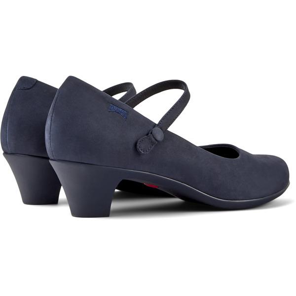Camper Helena Blue Heels Women 20202-087