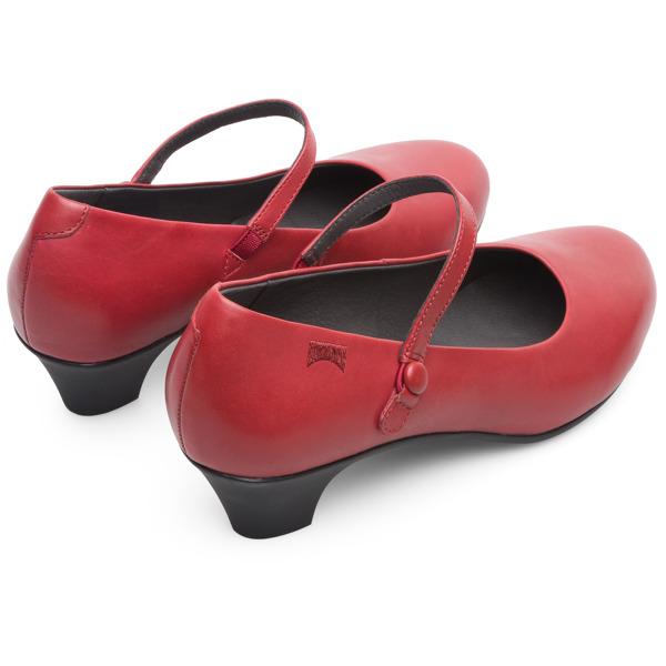 Camper Helena Red Heels Women 20202-089