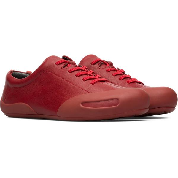 Camper Peu Senda Red Sneakers Women 20614-085