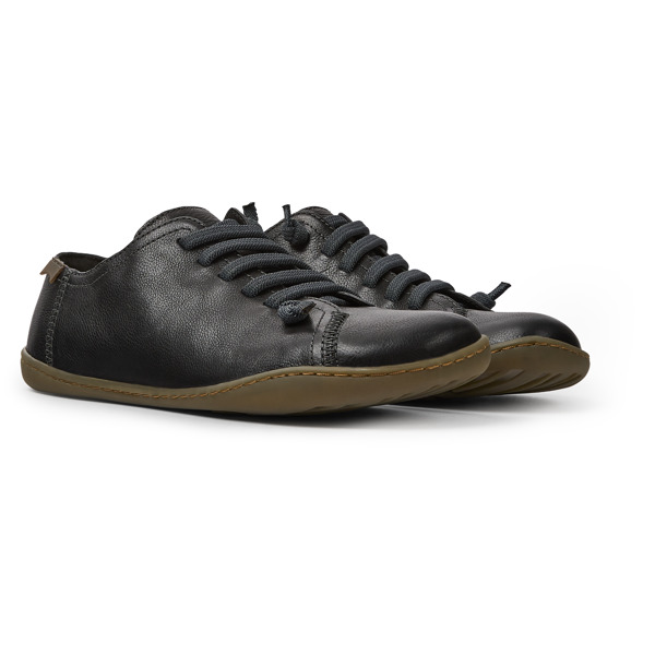 Camper Peu Black Casual Shoes Women 20848-017