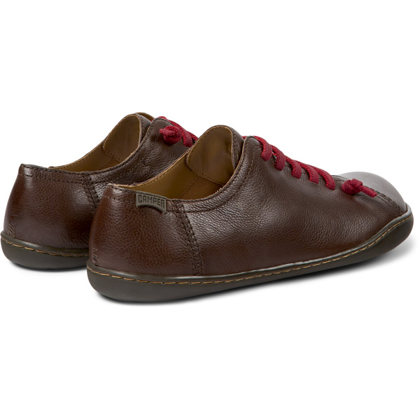 Camper Peu Brown Casual Shoes Women 20848-020