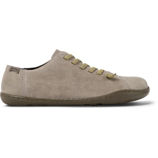 Camper Peu Grey Casual Shoes Women 20848-076