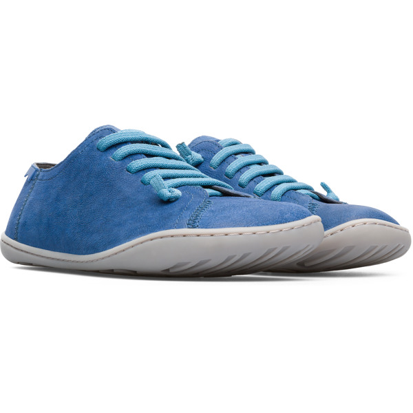 Camper Peu Blue Casual Shoes Women 20848-131