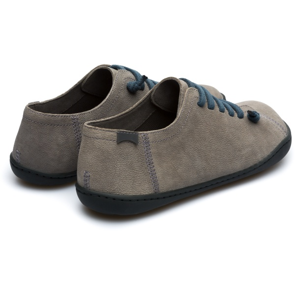 Camper Peu Grey Casual Shoes Women 20848-148