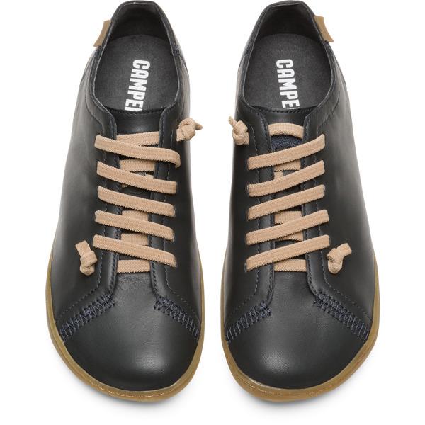 Camper Peu Grey Casual Shoes Women 20848-169