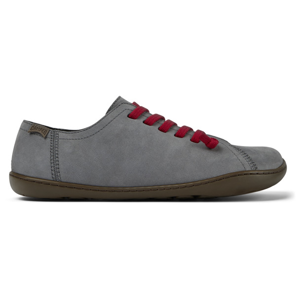 Camper Peu Grey Casual Shoes Women 20848-183
