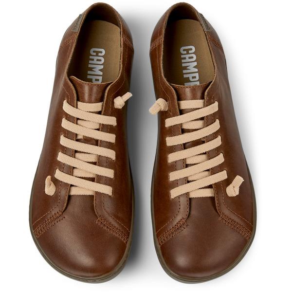Camper Peu Brown Casual Shoes Women 20848-184