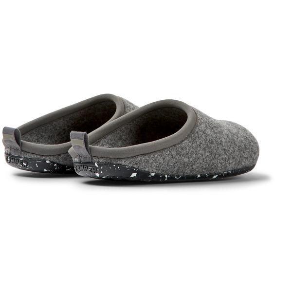 Camper Wabi Grey Slippers Women 20889-061