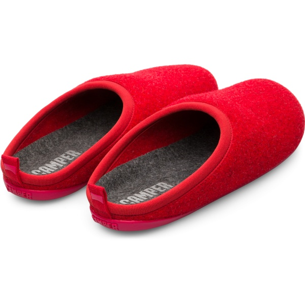 Camper Wabi Red Slippers Women 20889-091