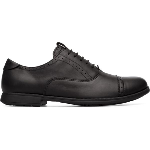 Camper Mil Black Formal Shoes Women 21492-040